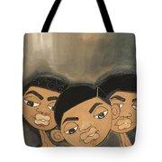 The Boyz In The Hood Tote Bag