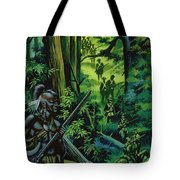 The Braddock Expedition Tote Bag