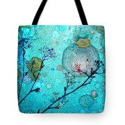 The Branches And The Moon Tote Bag