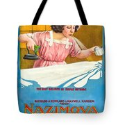 The Brat 1919 Tote Bag