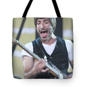 The Bravery Michael Zakarin Tote Bag