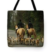 The Bray Harriers, Co Wicklow, Ireland Tote Bag