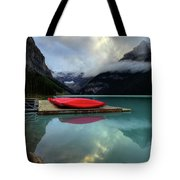 The Breathtakingly Beautiful Lake Louise II Tote Bag