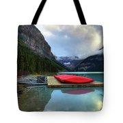 The Breathtakingly Beautiful Lake Louise IIi Tote Bag