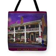 The Brick Store Tote Bag