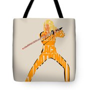 The Bride Tote Bag by Inspirowl Design