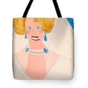 Princess Diana Tote Bag