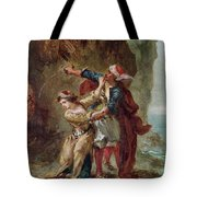 The Bride Of Abydos Tote Bag