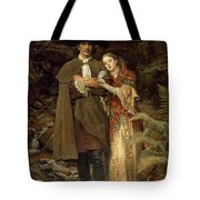 The Bride Of Lammermoor Tote Bag