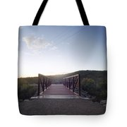 The Bride To... Tote Bag
