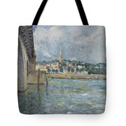 The Bridge At Saint Cloud Tote Bag