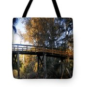 The Bridge In My Dreams Tote Bag