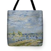 The Bridge Near Sevres Tote Bag