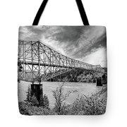 The Bridge Of The Gods Tote Bag
