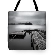 The Bridge To Enlightenment  Tote Bag