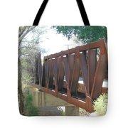 The Bridge To Home Tote Bag