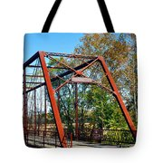 The Bridgetone Bridge Tote Bag