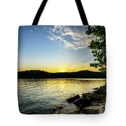 The Brink Of Night Tote Bag