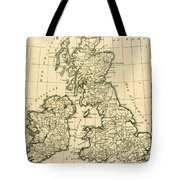 The British Isles Tote Bag