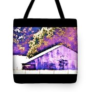 The Broad Side Tote Bag