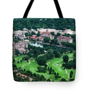 The Broadmoor Resort Tote Bag