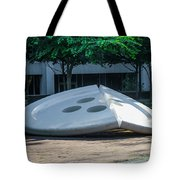The Broken Button - University Of Pennsylvania Tote Bag