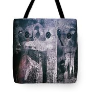 The Broken Head Tote Bag