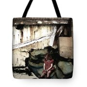 The Broken Home Tote Bag