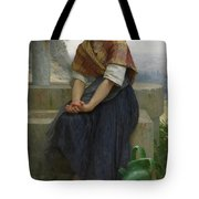 The Broken Pitcher Tote Bag