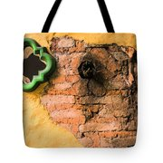 The Broken Wall Tote Bag