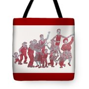 The Broons Tote Bag