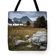 Blackrock And The Buachaille Tote Bag