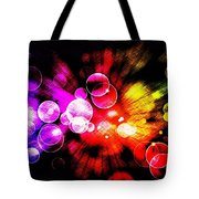 The Bubble Universe Tote Bag