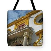 The Bullfight Tote Bag