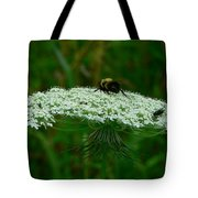The Bumblebee And The Fly Tote Bag