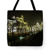 The Bund - Shanghai's Famous Waterfront Tote Bag