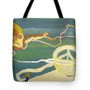 The Burden Of Truth Tote Bag