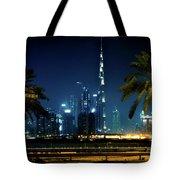 The Burj Khalifa  Tote Bag