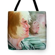 The Bus Ride Tote Bag