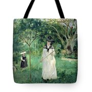 The Butterfly Hunt Tote Bag