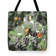 The Butterfly Tote Bag