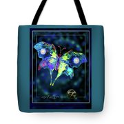 The Butterfly Mission Tote Bag
