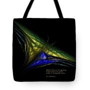 The Butterfly Within Tote Bag