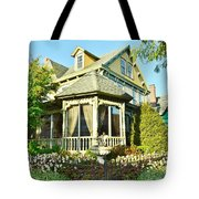 The Buttery Restaurant In Lewes Delaware Tote Bag