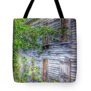 The Button House Tote Bag