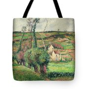 The Cabbage Slopes Tote Bag
