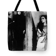 The Cabinet Of Dr.caligari Tote Bag