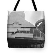 The California Building  Tote Bag
