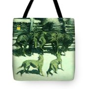 The Call For Help Tote Bag