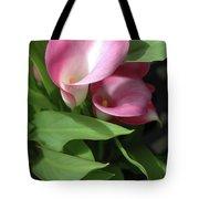 The Calla Lily Tote Bag